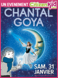 Chantal goya event Bordeaux 2015