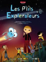 Affiche Les P'tits explorateurs