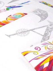 Expo Ecritures et calligraphies du monde
