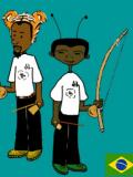 Capoeira enfants