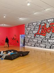 Wall Drawings, Icônes urbaines
