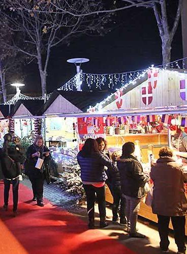 Noël à Mandelieu-la-Napoule