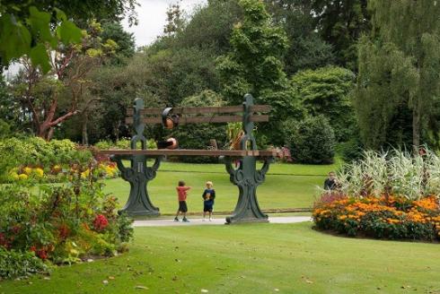 Jardin des Plantes de Nantes, un jardin botanique avec flore et ...