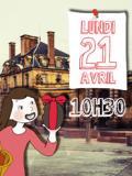 Chasse aux oeufs de Pâques 2014 avec CitizenKid Strasbourg- matin