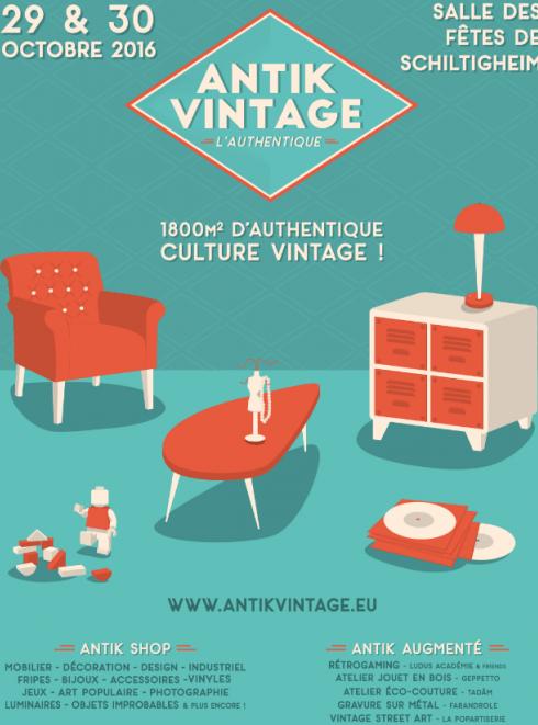 Antik Vintage 2016