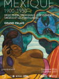 Expo Mexique (1900-1950) Grand Palais