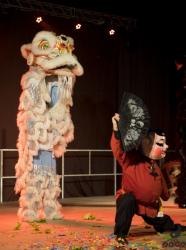 Nouvel an chinois à Marseille avec Shaolin Kung Fu