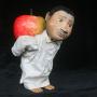 Le petit homme à la pomme - Daniel Wagner