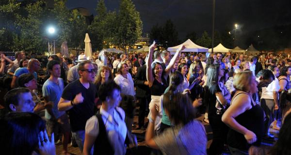 Festival Kiosk