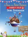 Anniversaire Parc du Petit Prince