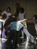 A pieds joints – Atelier parents-enfants au Centre Chorégraphique National de Nantes