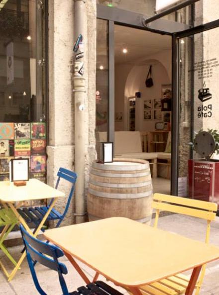 Pola Café - Lyon 1er