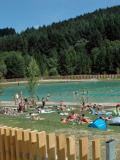 Lac des sapins : balade en famille près de Lyon