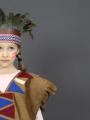 Déguisement de petit indien