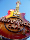 Hard Rock Cafe Guitar