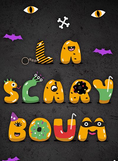 Scary Boum Mama Shelter