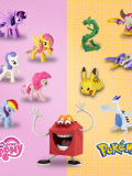 McDonald's : My Little Pony et Pokemon dans les Happy Meal