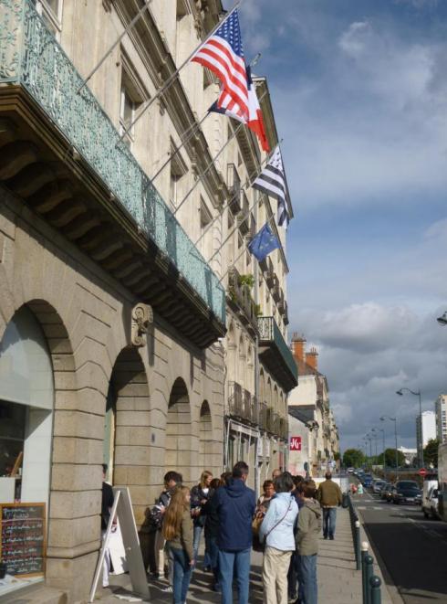 Institut franco-américain de Rennes