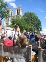Enfant vedettes de Paris