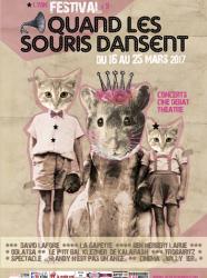 Festival Quand Les Souris Dansent... édition 2017
