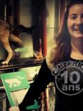 Marie Gautier, responsable de la galerie des enfants du Muséum d'histoire naturelle de Paris