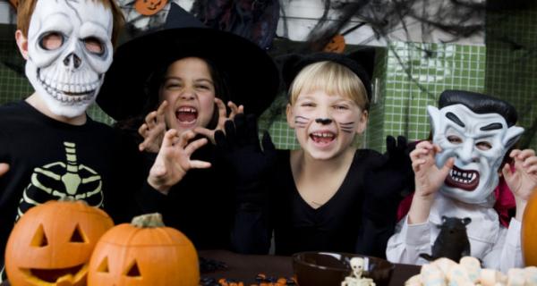 Des jeux pour fêter Halloween