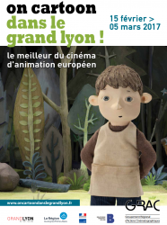 Festival On cartoon dans le Grand Lyon 2017
