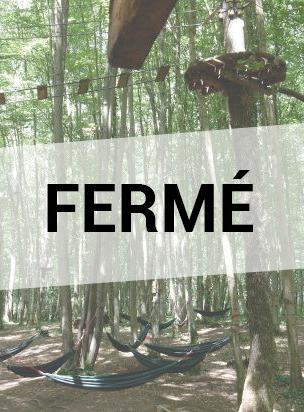 Accro bréau - Fermé