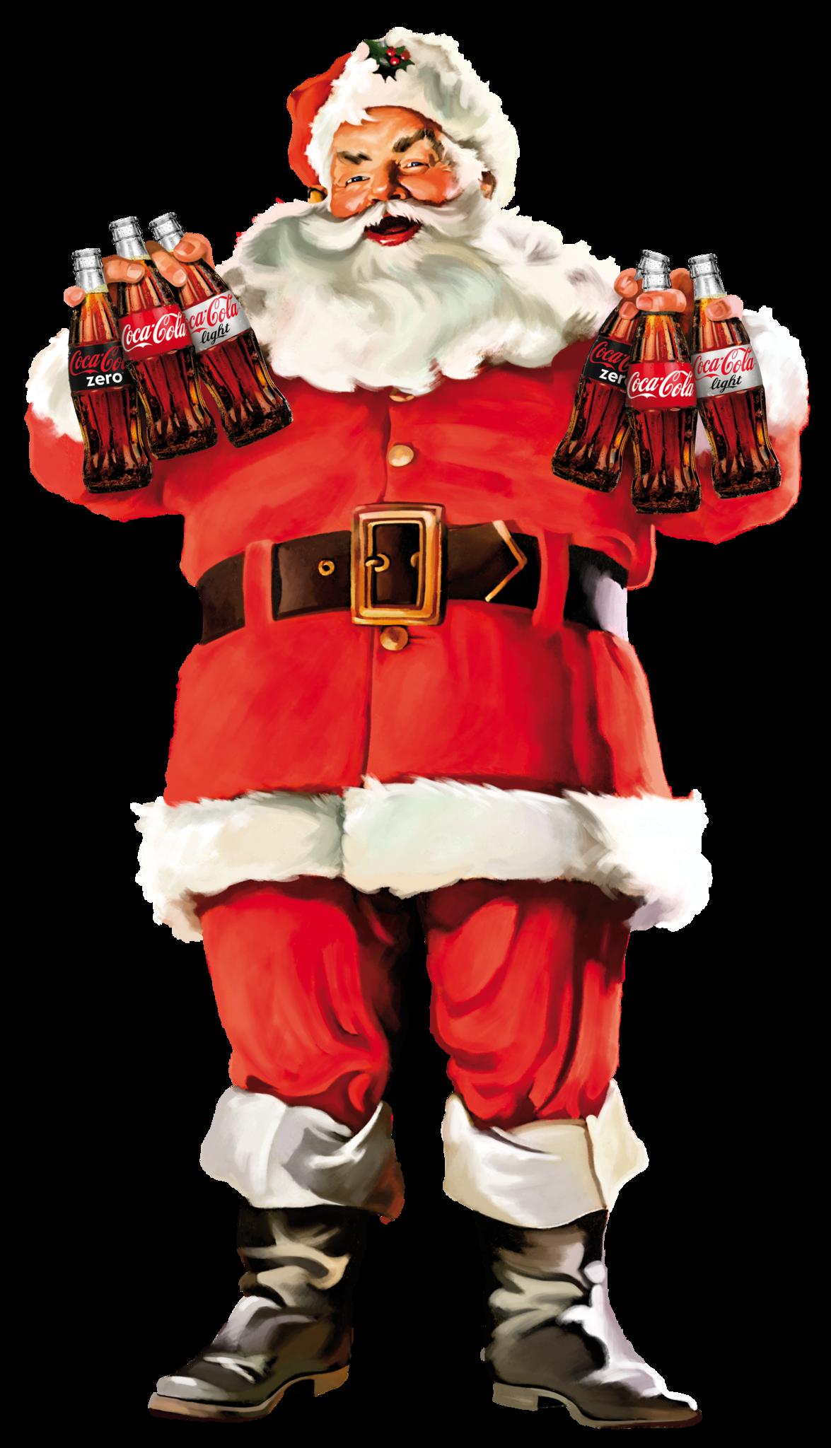 Père Noel Coca Cola 2013 la Tournée de Noël Coca-cola